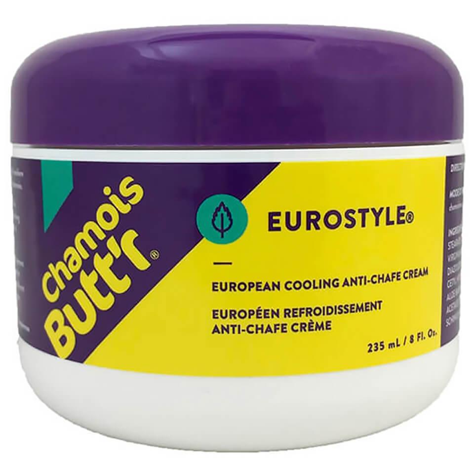 Paceline Chamois Butt'r Eurostyle Chamois Cream - 8oz Jar   Body maintenance