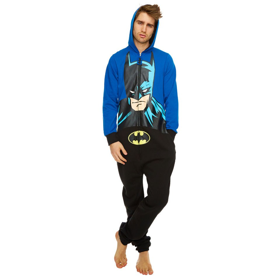 dc-comics-batman-hooded-face-print-onesie-blue-black-one-size-one-size-blue-black
