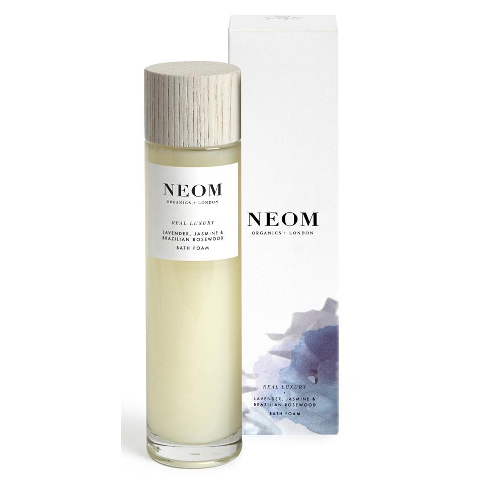 Neom Organics Real Luxury Bath Foam (200ml)
