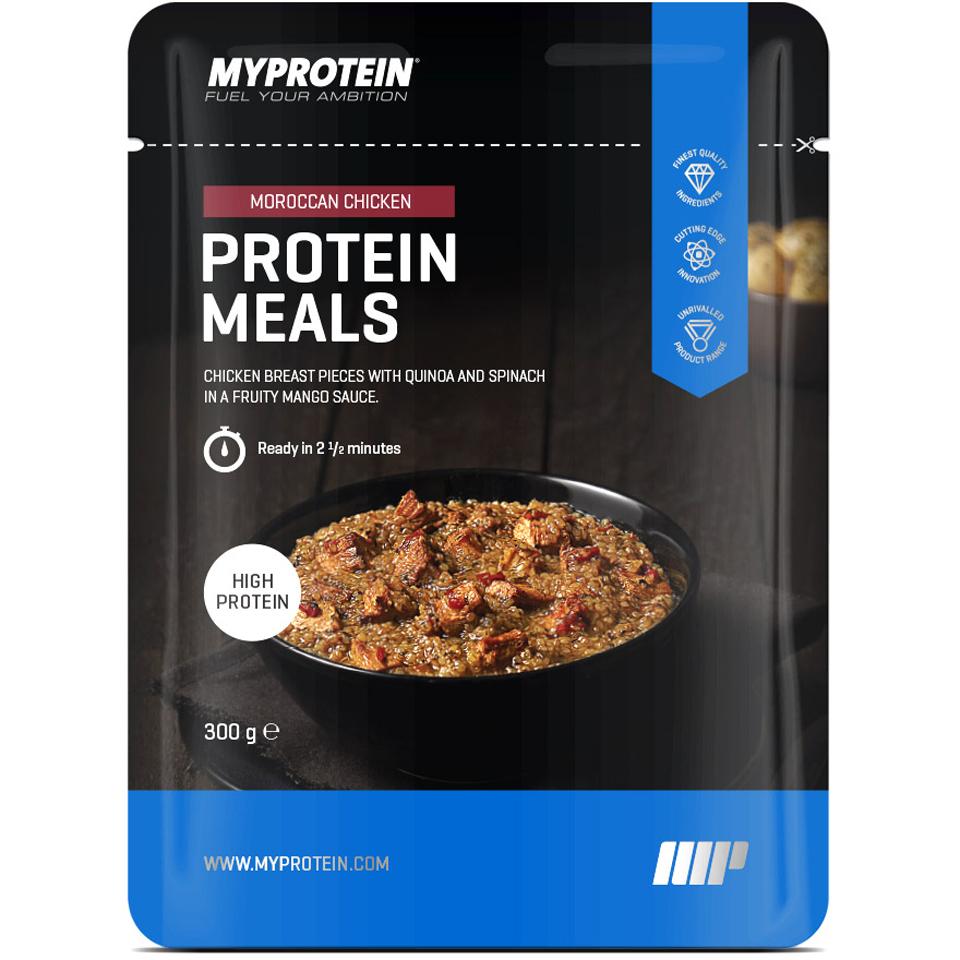 Foto Protein Meal - Moroccan Chicken, 300g Box of 6 Myprotein