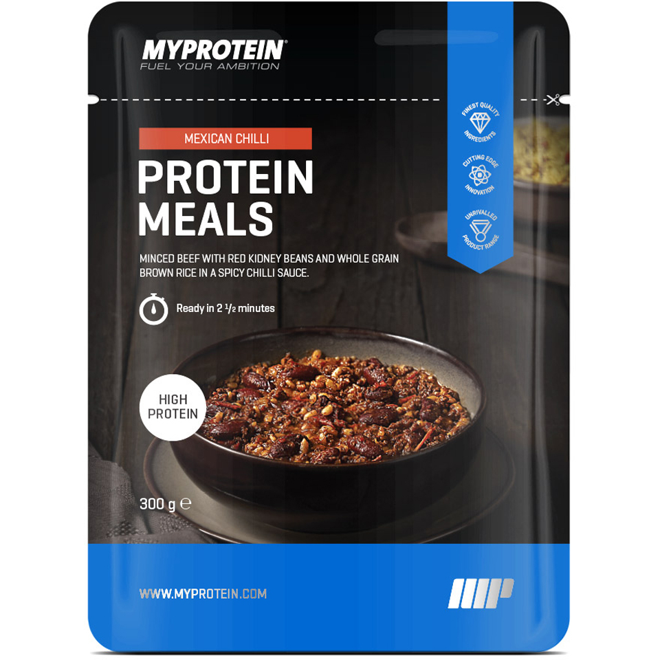 Protein Meal - Chilli Con Carne,300g Box of 6