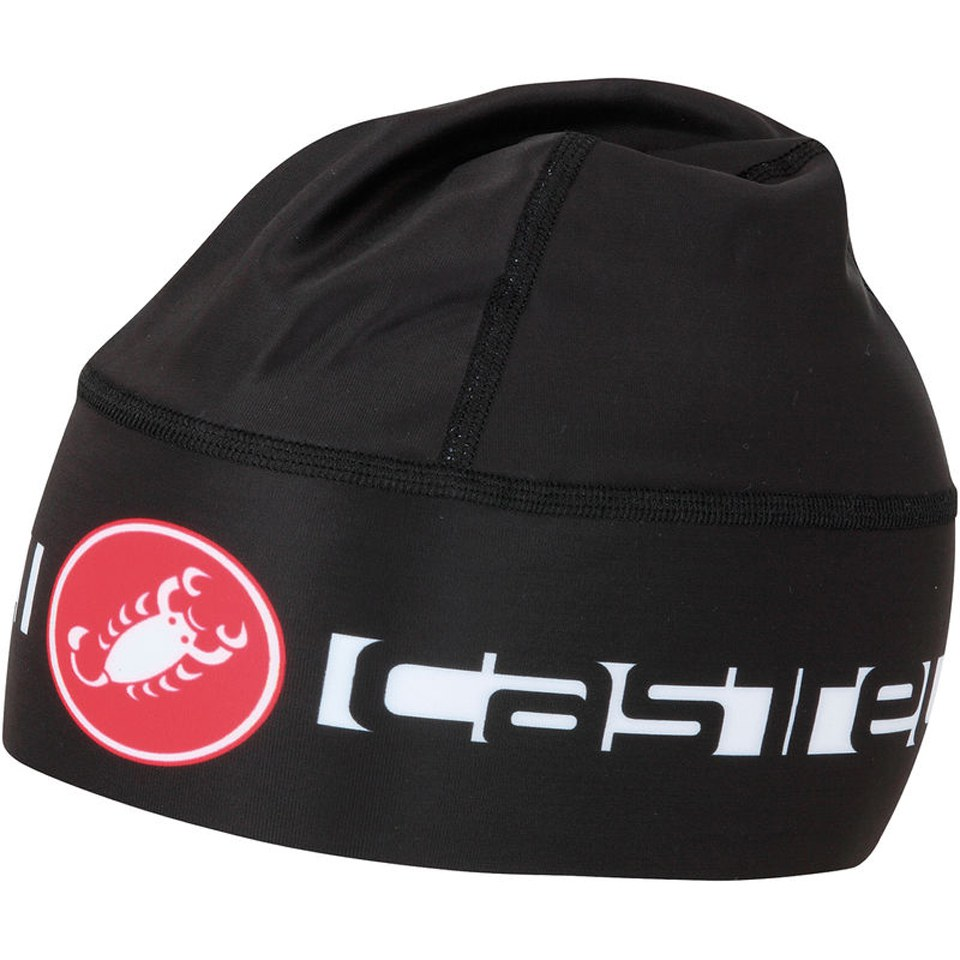 castelli-unisex-viva-thermo-skully-black