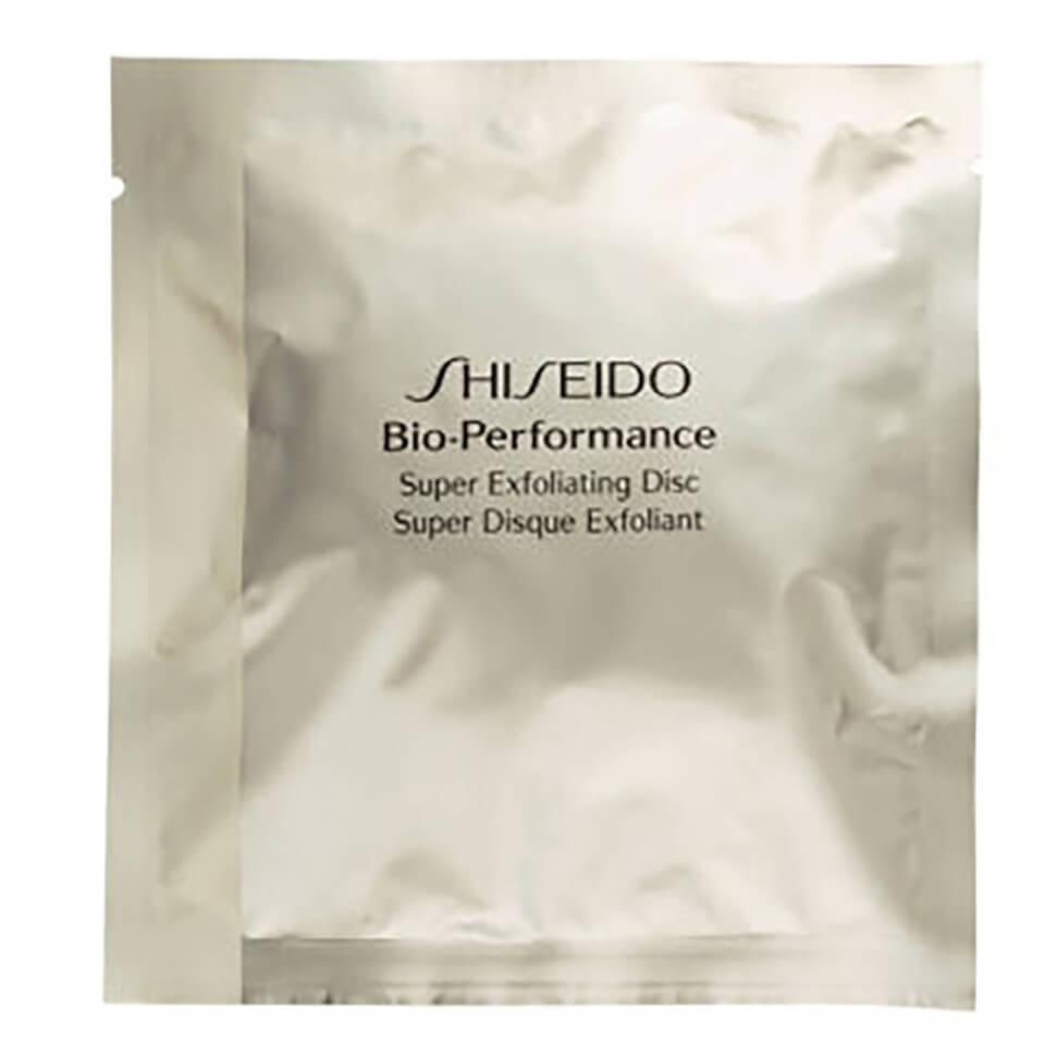 Shiseido Bio Performance Super Exfoliating Discs 8discs
