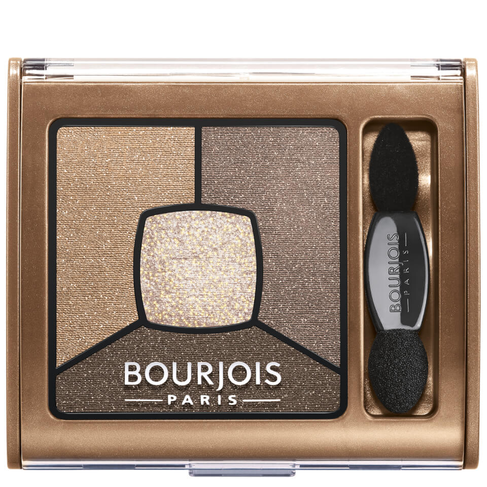 Bourjois Smoky Stories Upside Brown 3,2