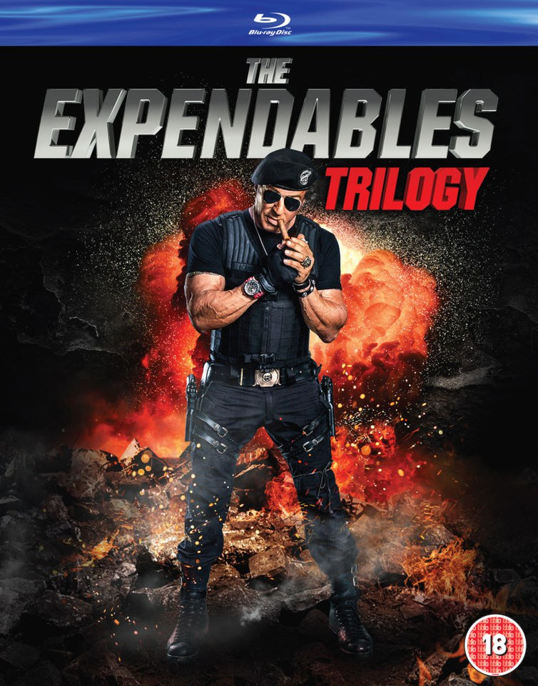 expendables-1-3-box-set