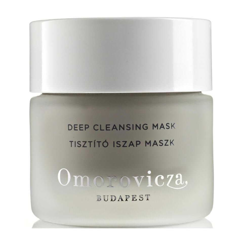 Image of Omorovicza Deep Cleansing Mask 50ml