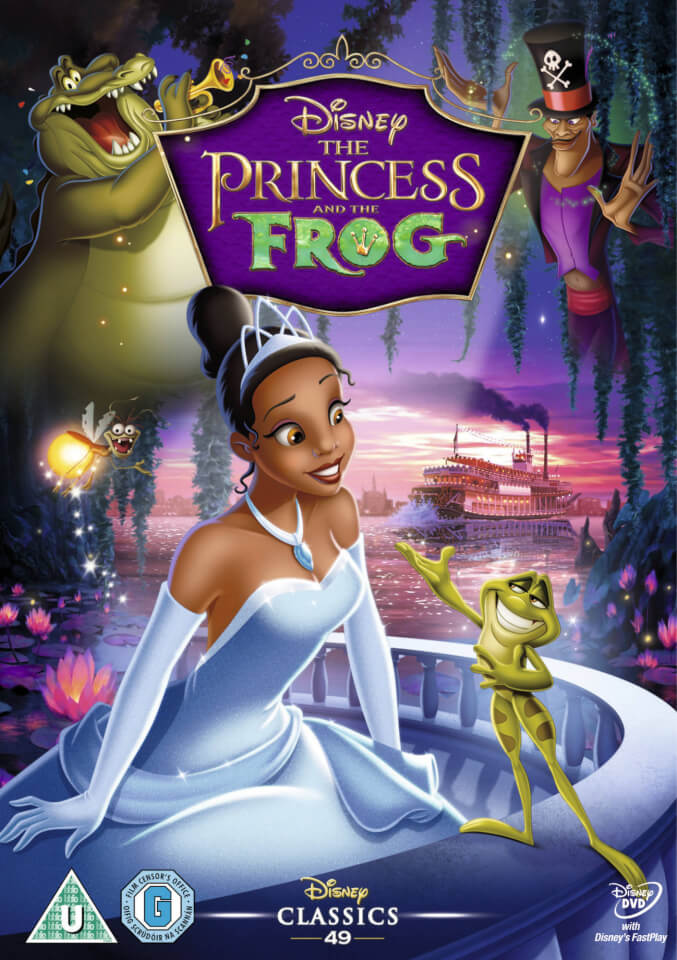 princess-the-frog