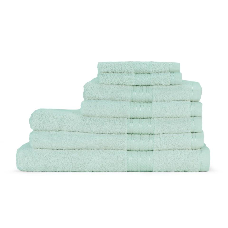 restmor-100-egyptian-cotton-7-piece-supreme-towel-bale-set-500gsm-seafoam
