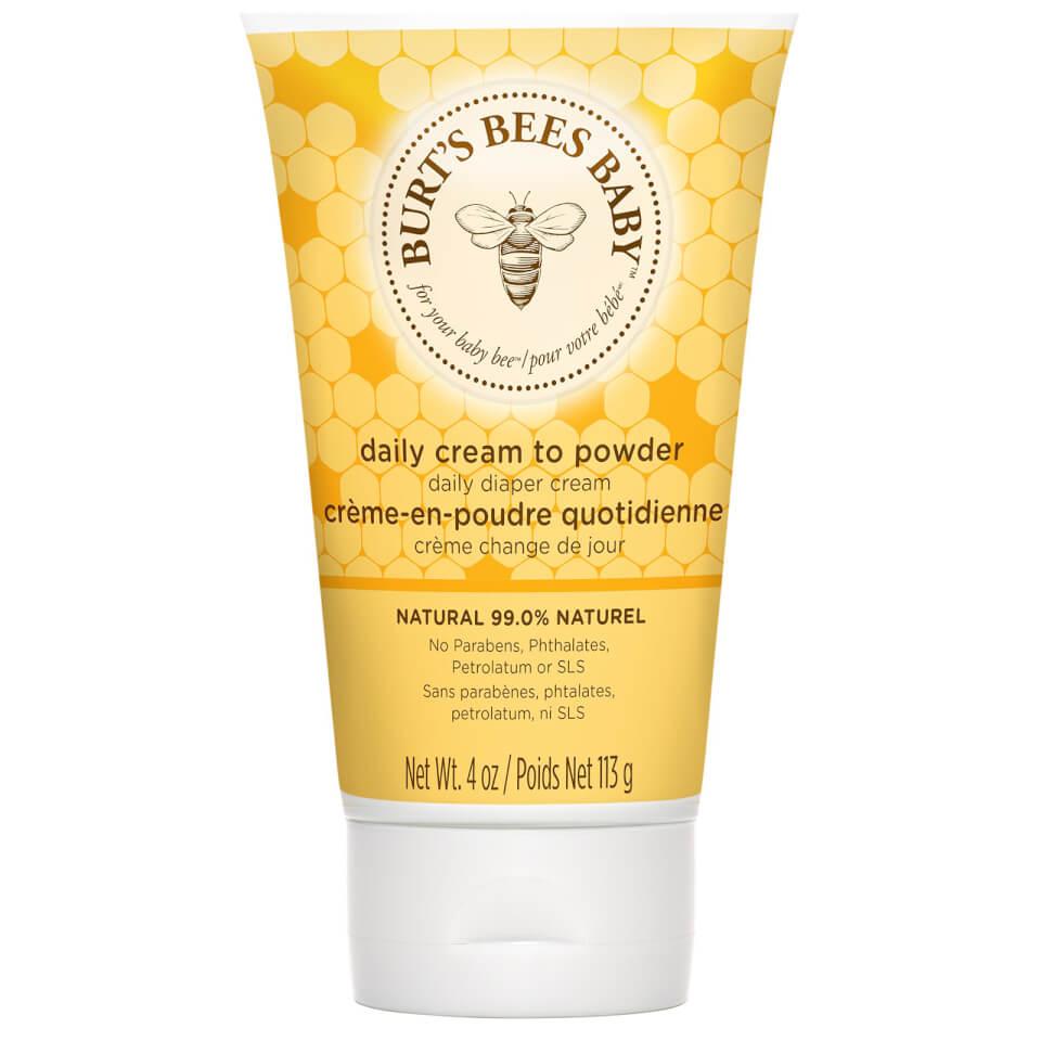 Burt's Bees Baby Bee Cream-to-Powder luierzalf