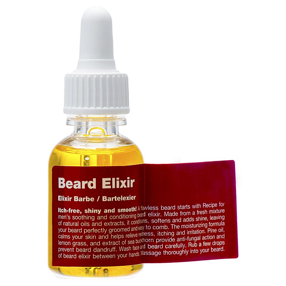 Recipe for men Beard Elixir (25 ml) mand køb billigt