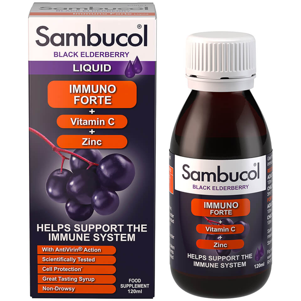 Sambucol Immuno Forte 120ml Beautyexpert Maybelline Volumamp039 Express The Magnum Mascara Black 6 Pcs