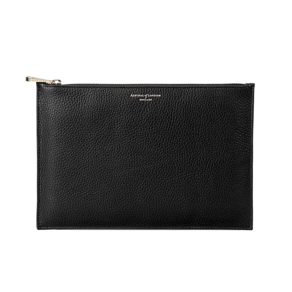 aspinal-of-london-essential-large-flat-pouch-black-pebble