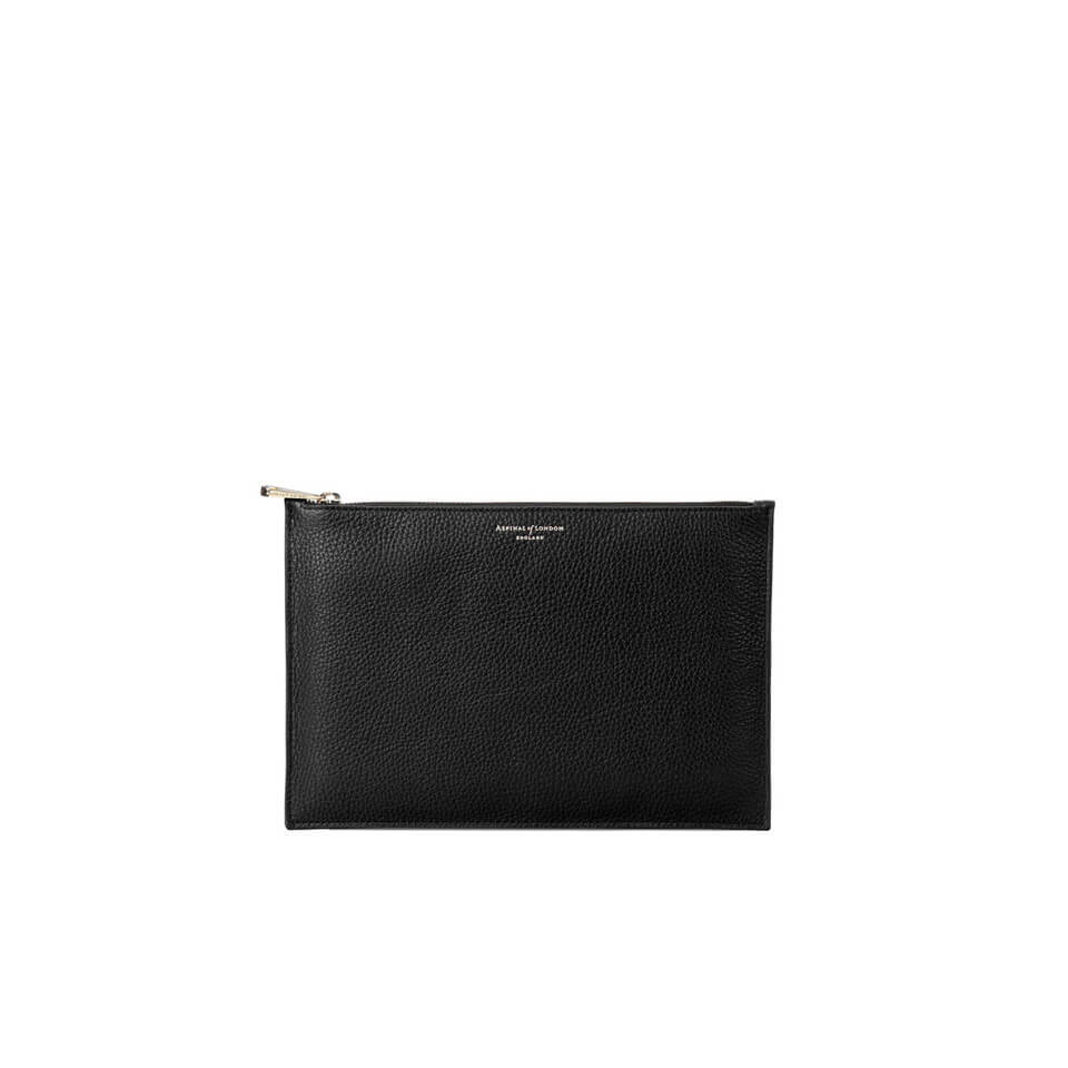 aspinal-of-london-essential-small-flat-pouch-black-pebble