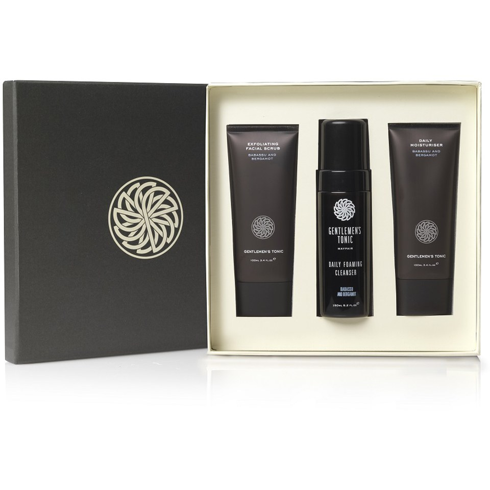 ... Gentlemenu0027s Tonic Shower and Skin Care Gift Set  sc 1 st  Coggles & Gentlemenu0027s Tonic Shower and Skin Care Gift Set - Free UK Delivery ...