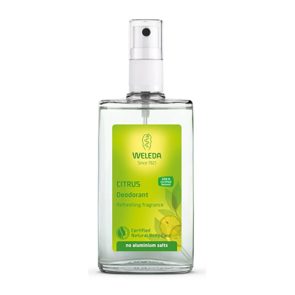 Weleda Deodorant Citrus 100ml