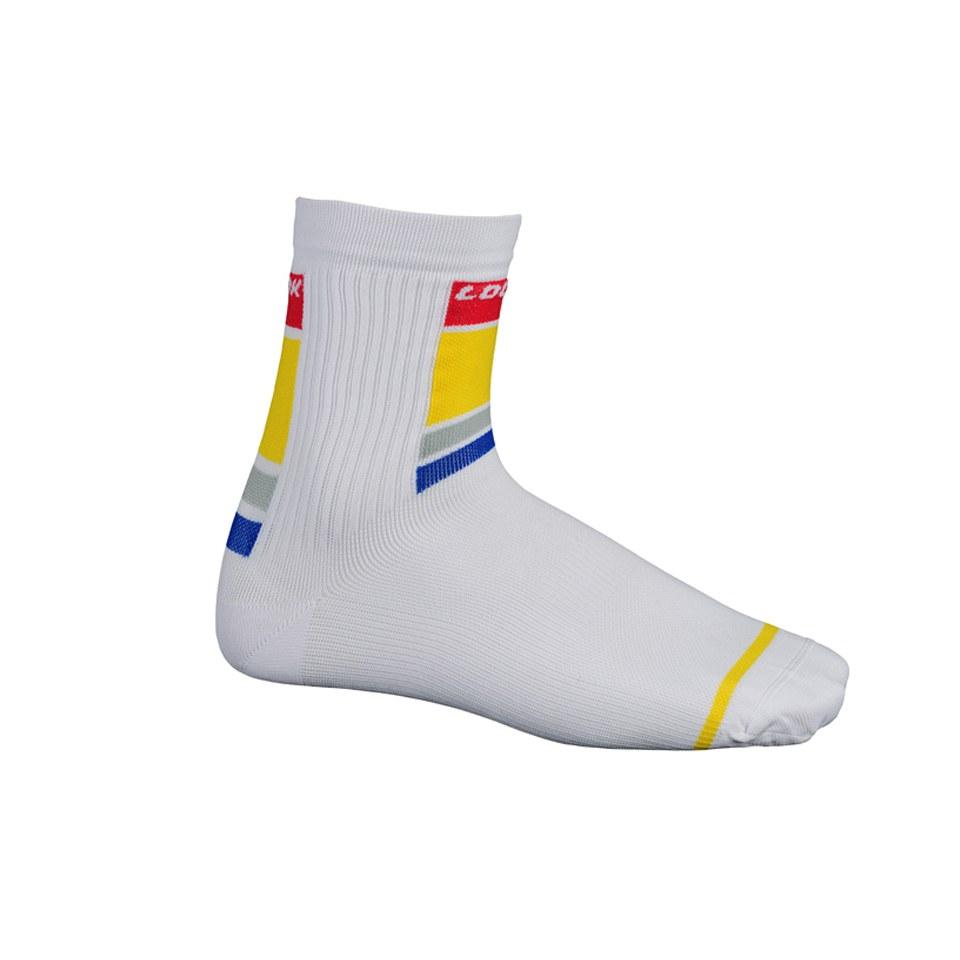 look-replica-socks-white-s-m