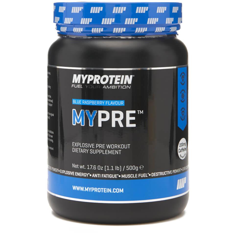 Foto Mypre, Raspberry Lemonade, 500g Myprotein Nutrizione sportiva