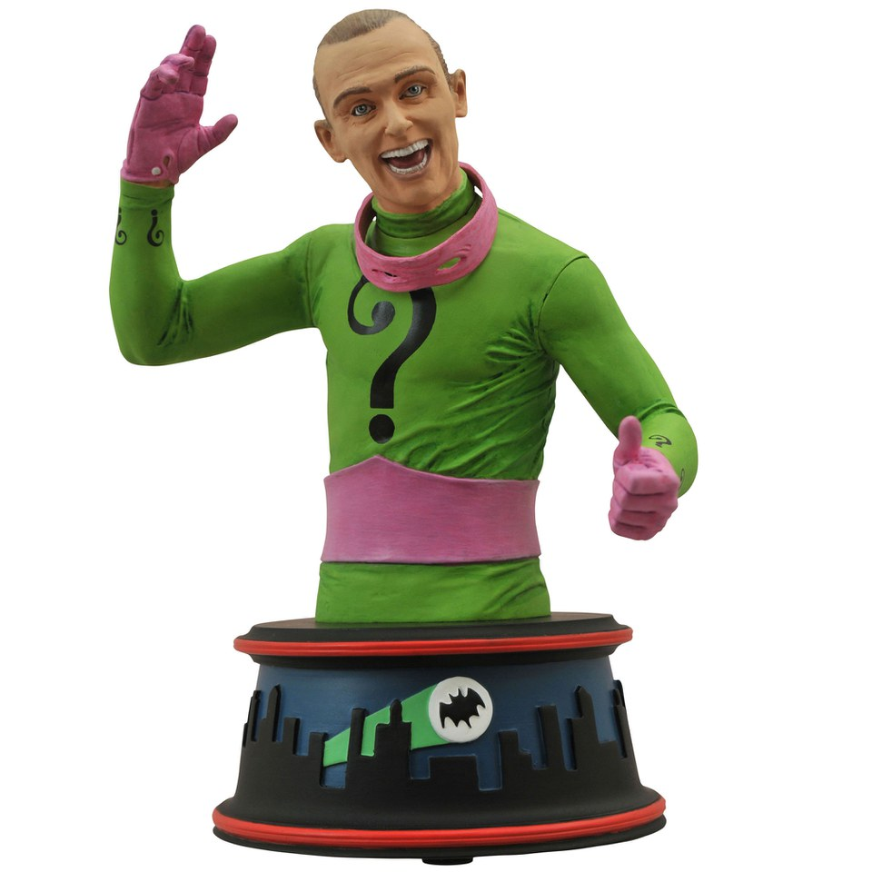 diamond-select-dc-comics-batman-1966-riddler-bust