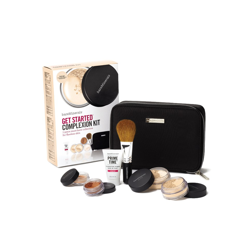 bareMinerals Get Started Complexion Kit – Fairly Light