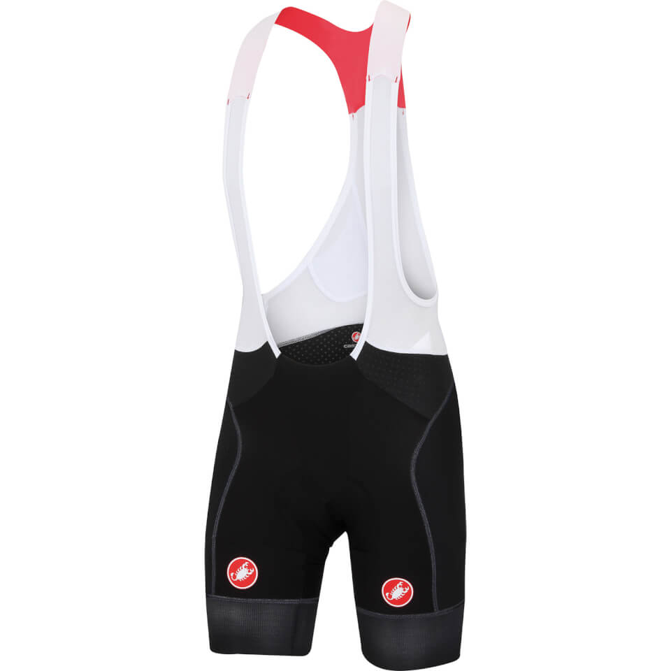Castelli Free Aero Race Bib Shorts - Black - S - Black
