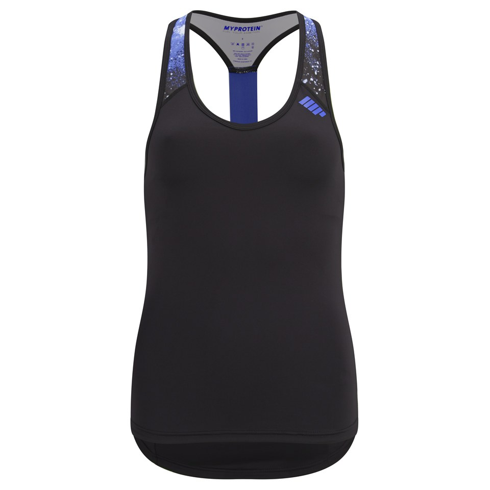Foto Myprotein Women's Racer Back Scoop Vest with Support - Purple - UK 6
