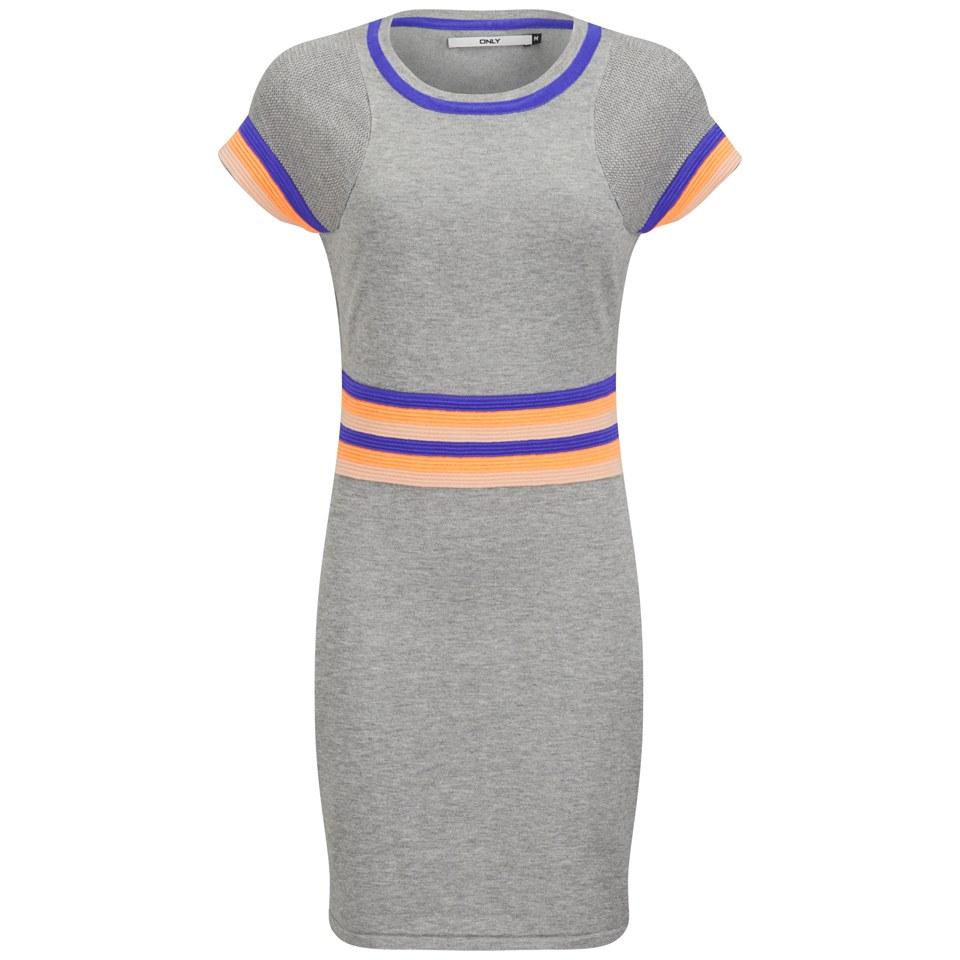 only-women-stanhope-sporty-bodycon-dress-grey-xs-6