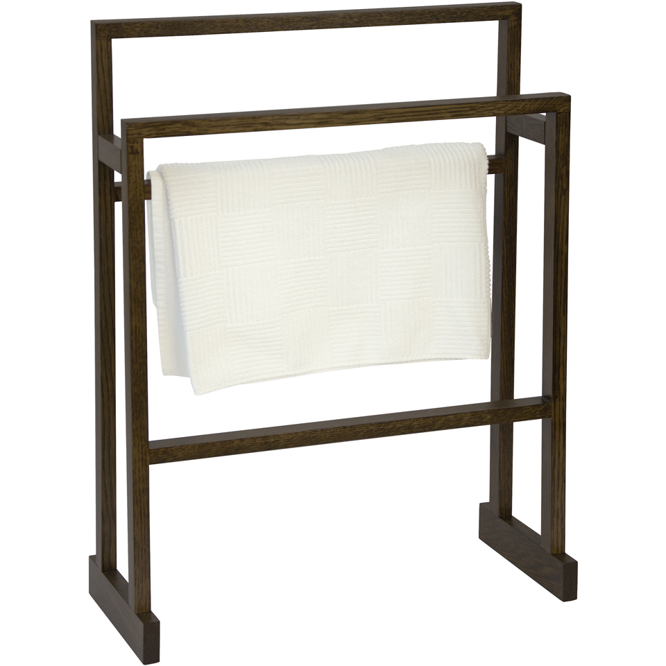 wireworks-dark-oak-towel-rail