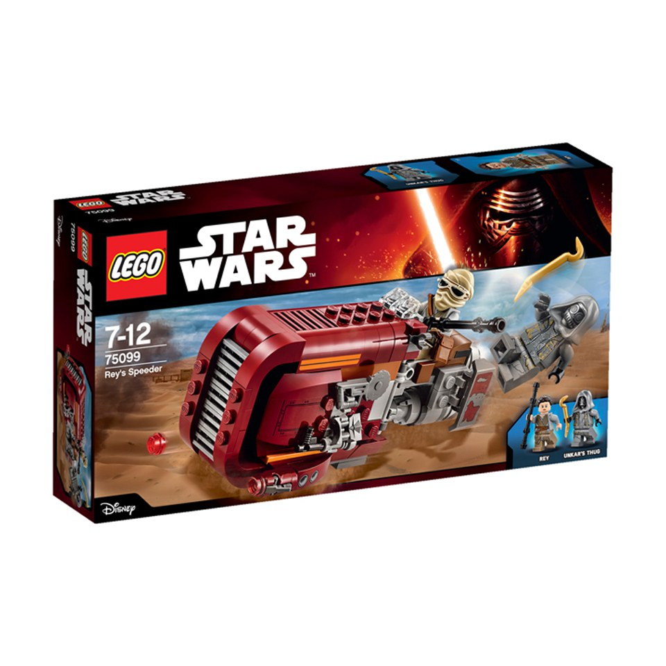 lego-star-wars-rey-speeder-75099
