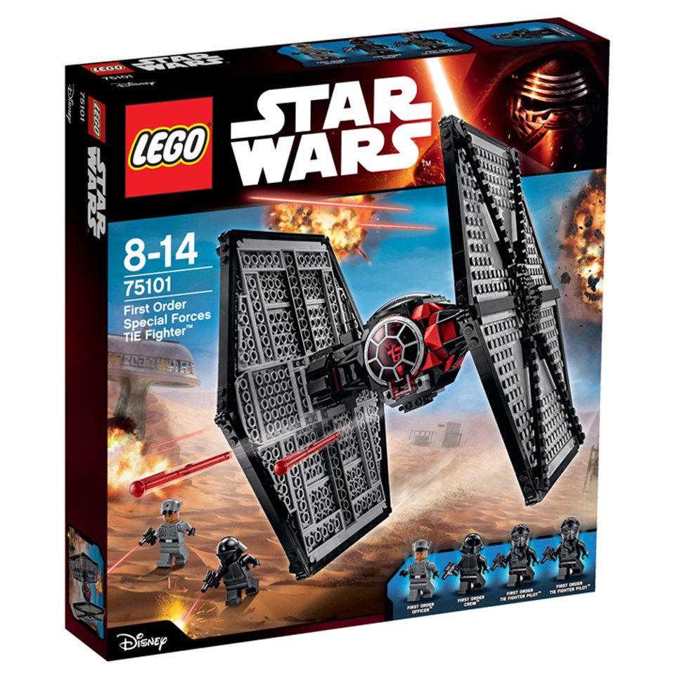 lego-star-wars-first-order-special-forces-tie-fighter-75101