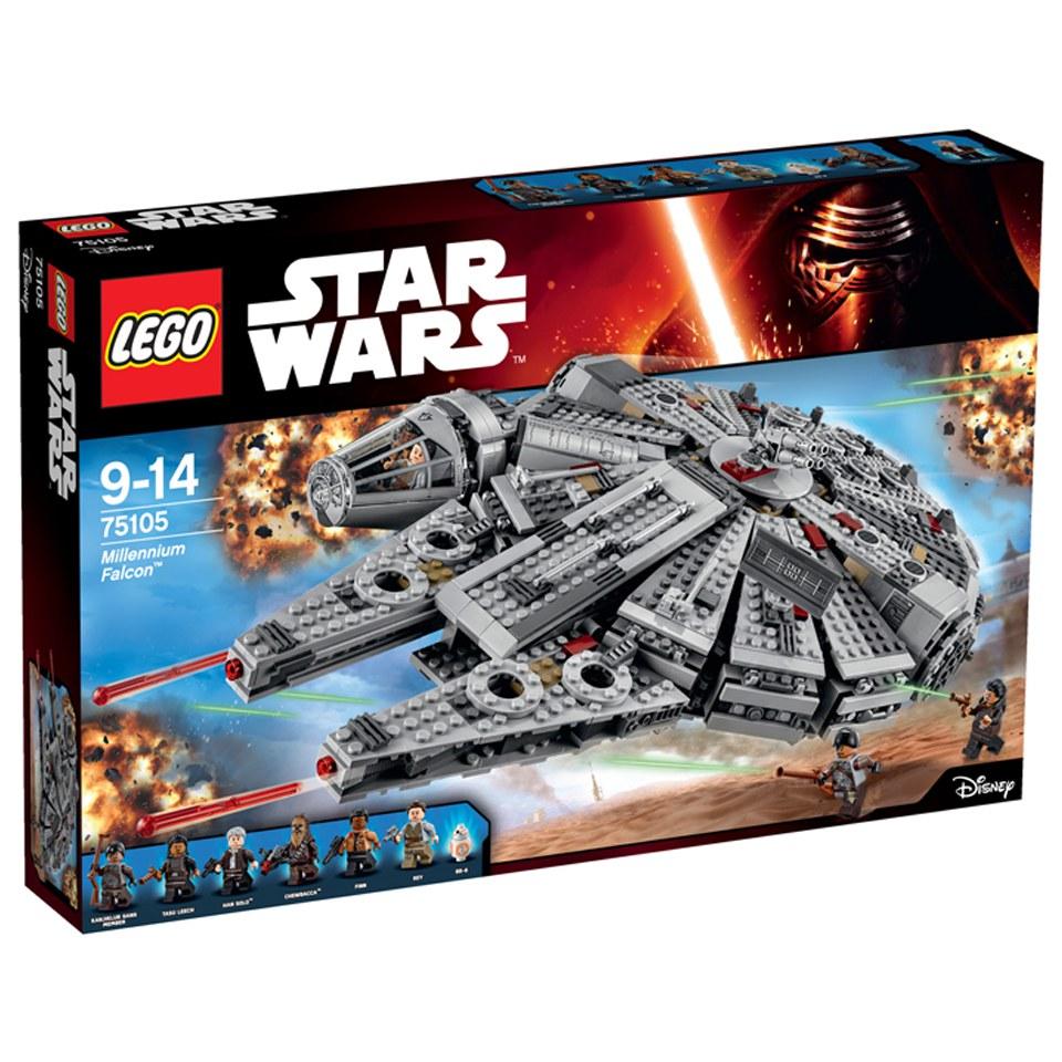 LEGO Star Wars: Millennium Falcon™ (75105) | IWOOT