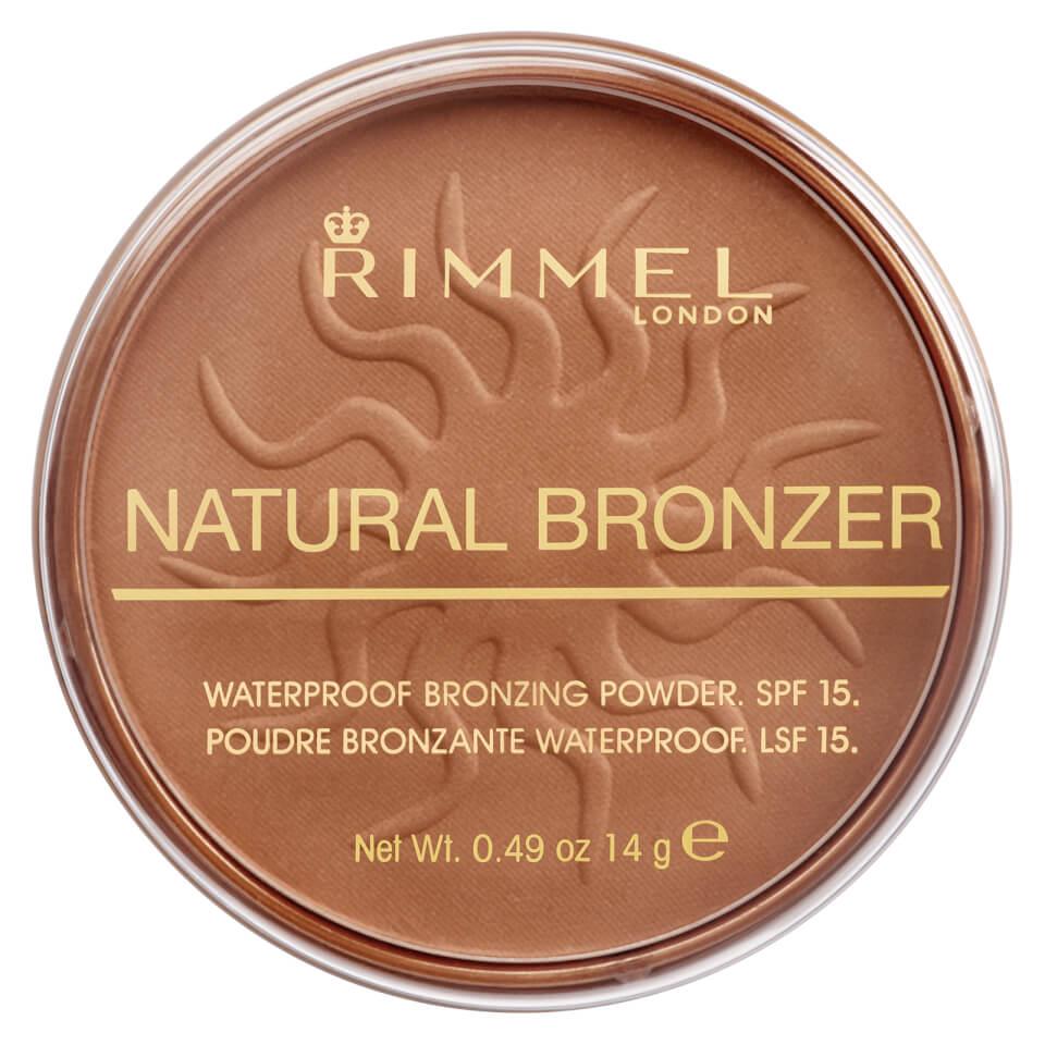 Rimmel Natural Bronzing Powder 22 Stuk
