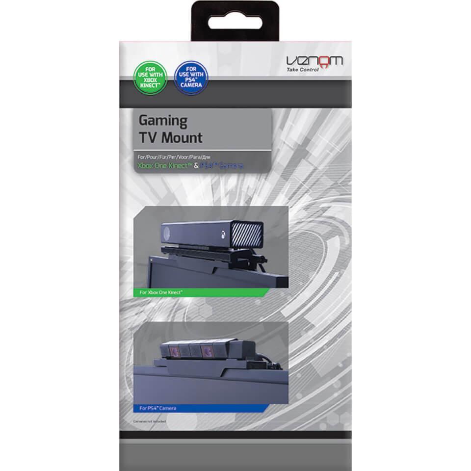 Gaming TV Mount para Cámara de Xbox Kinect yPS4