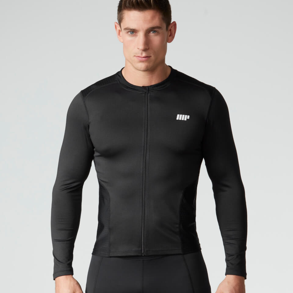 Foto Myprotein Men's Running Top - Black - M Camicie e top