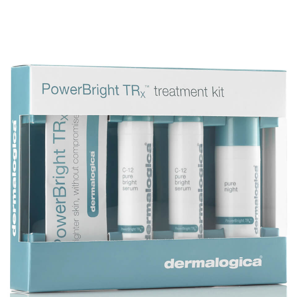 Dermalogica Powerbright Trx Treatment Kit Free Shipping
