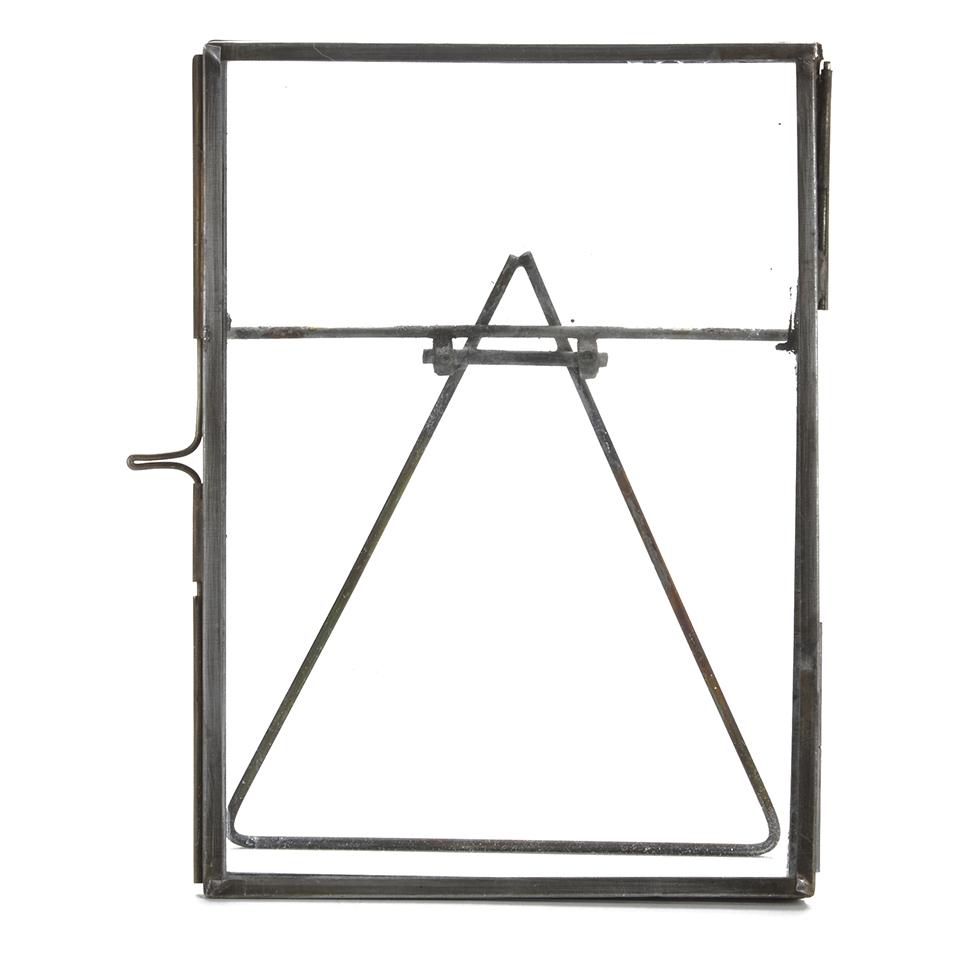 nkuku-danta-glass-frame-antique-zinc-5-x-7-13-x-18cm