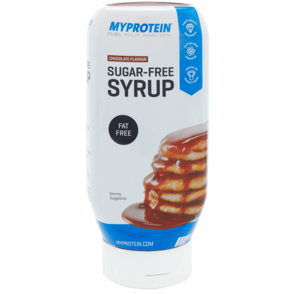 Sugar-Free Syrup - 400ml - Bottle - Chocolate