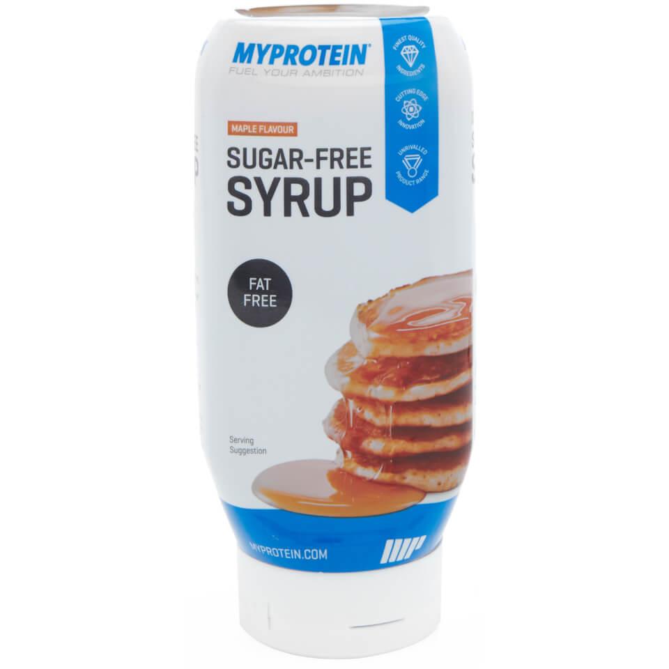 Sugar-Free Syrup - 400ml - Bottle - Maple