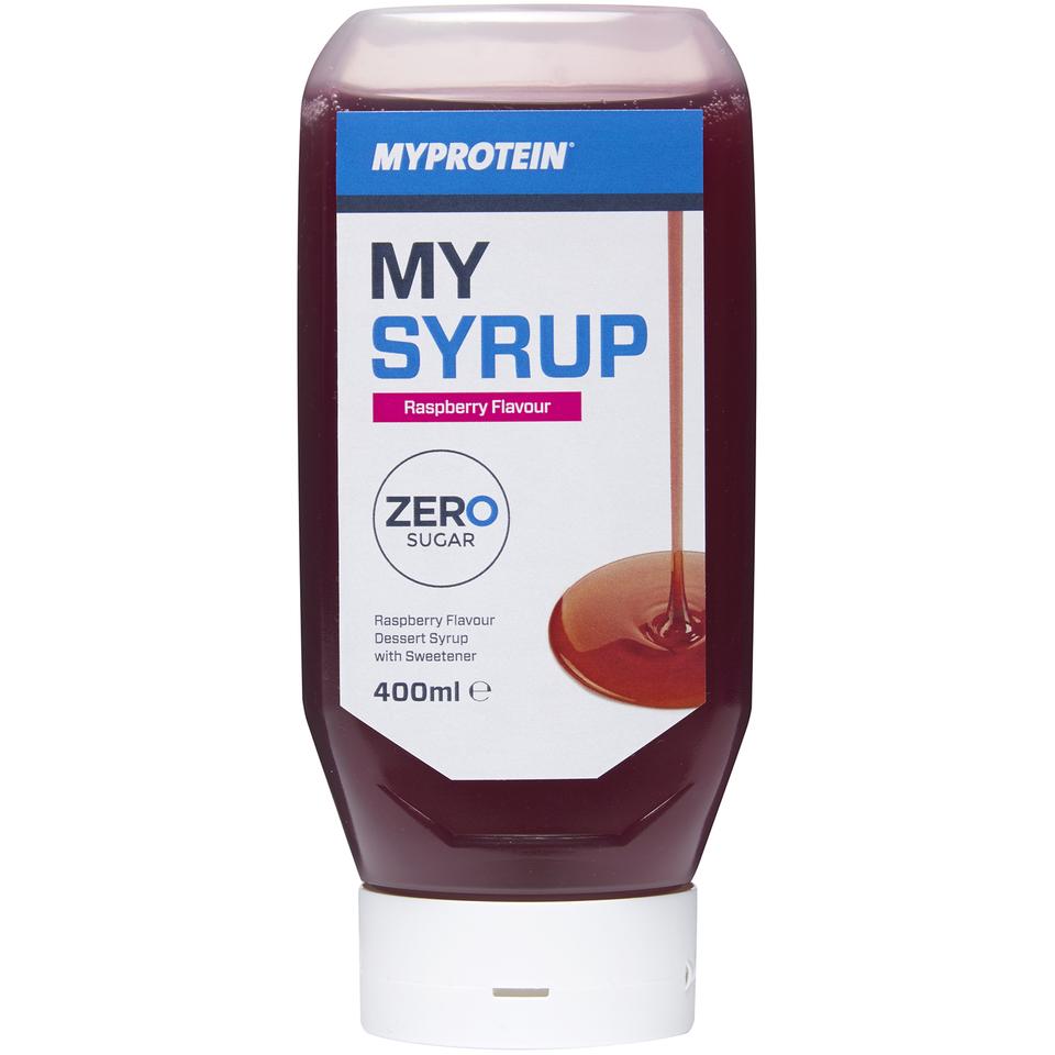 Sugar-Free Syrup - 400ml - Bottle - Raspberry