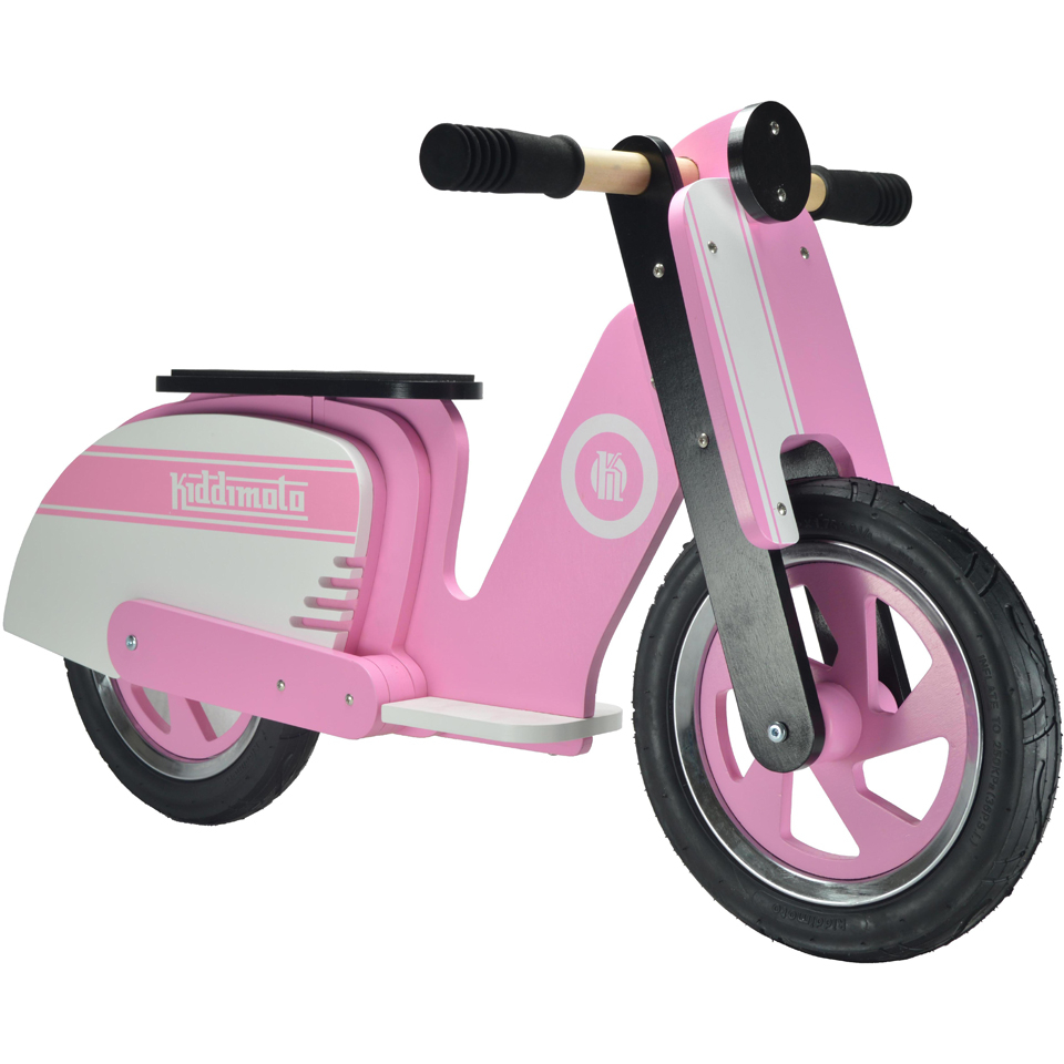 kiddimoto-stripe-scooter-pink