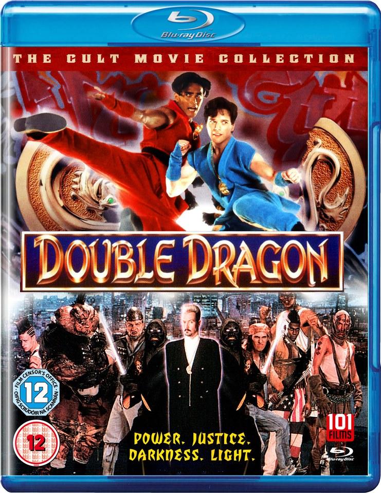 Double Dragon Blu Ray Zavvi
