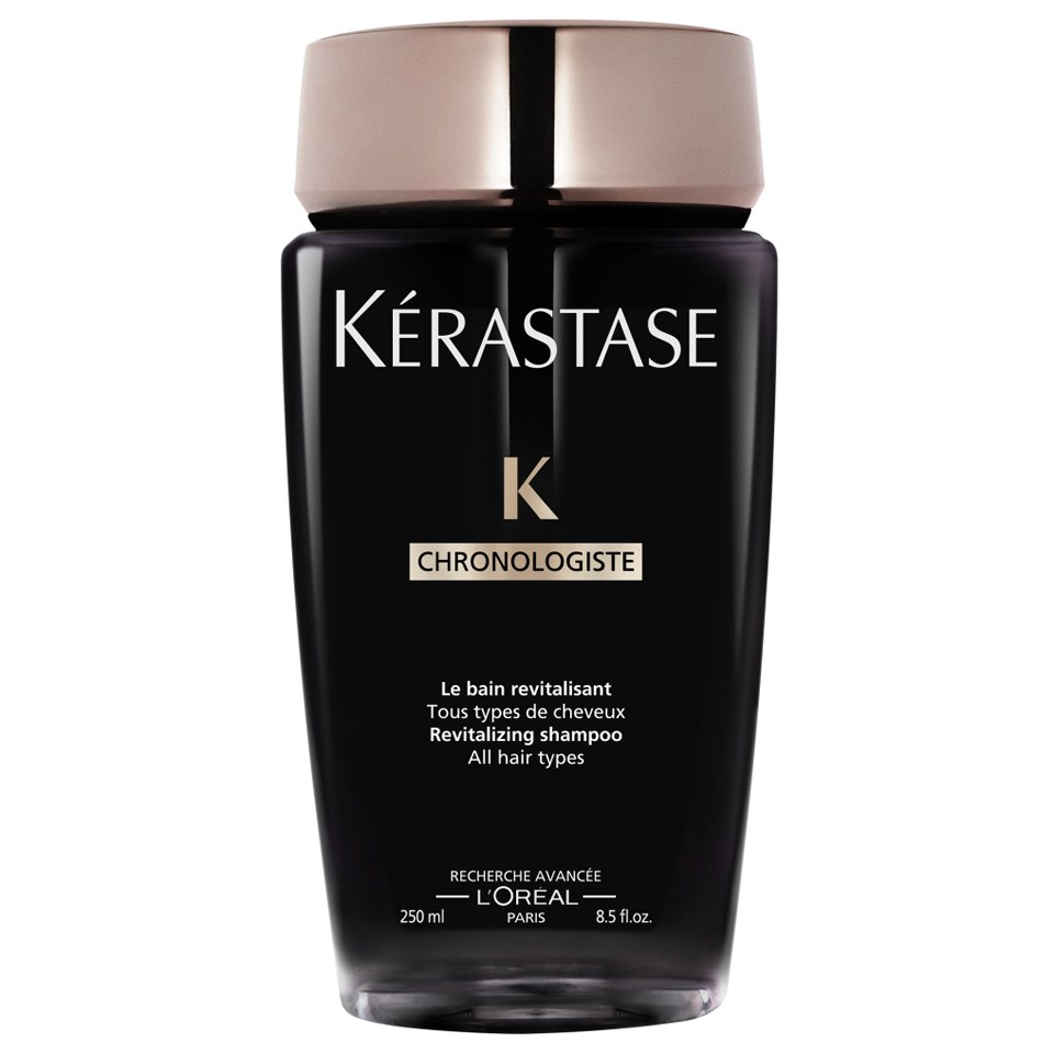 K rastase chronologiste revitalising bain shampoo 250ml for Kerastase bain miroir conditioner
