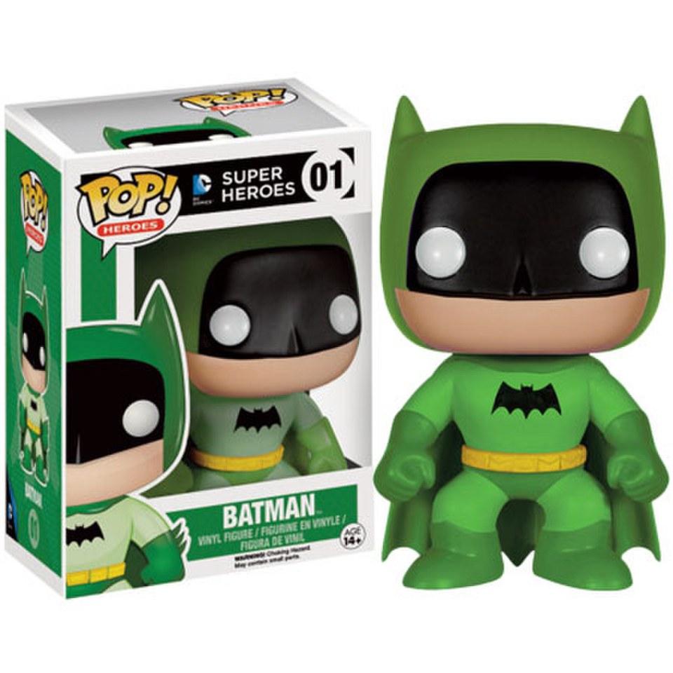 Dc Comics Batman 75th Anniversary Green Rainbow Batman Ee