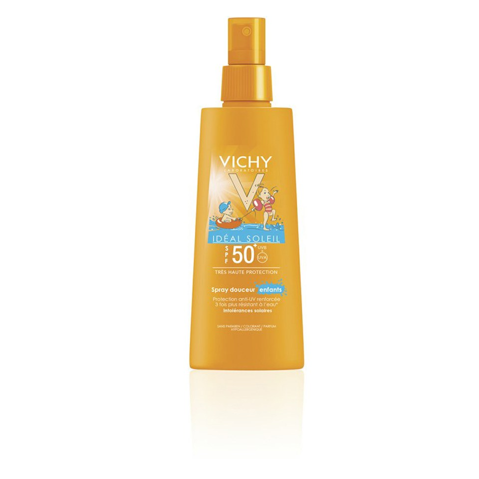 Köpa billiga Vichy Ideal Soleil Spray For Children SPF 50+ 200ml online