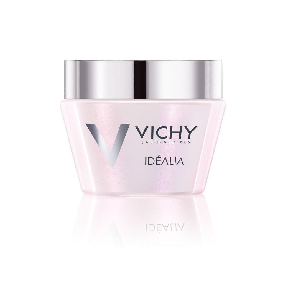 Vichy Idealia Smoothing and Illuminating Cream Dry Skin 50ml