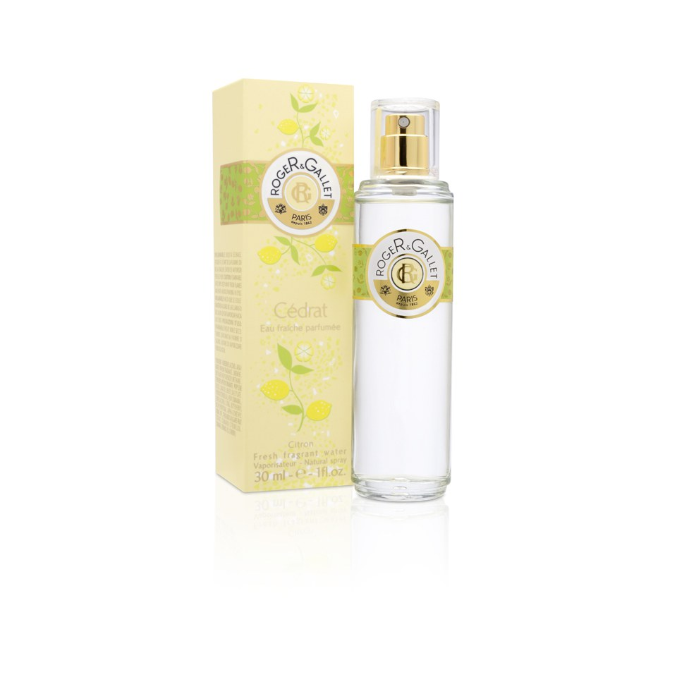 Roger&Gallet Citron Eau Fraiche Fragrance 100 ml