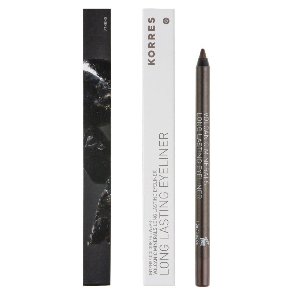 Korres Colour Volcanic Minerals Eye Pencil – 06 Grey