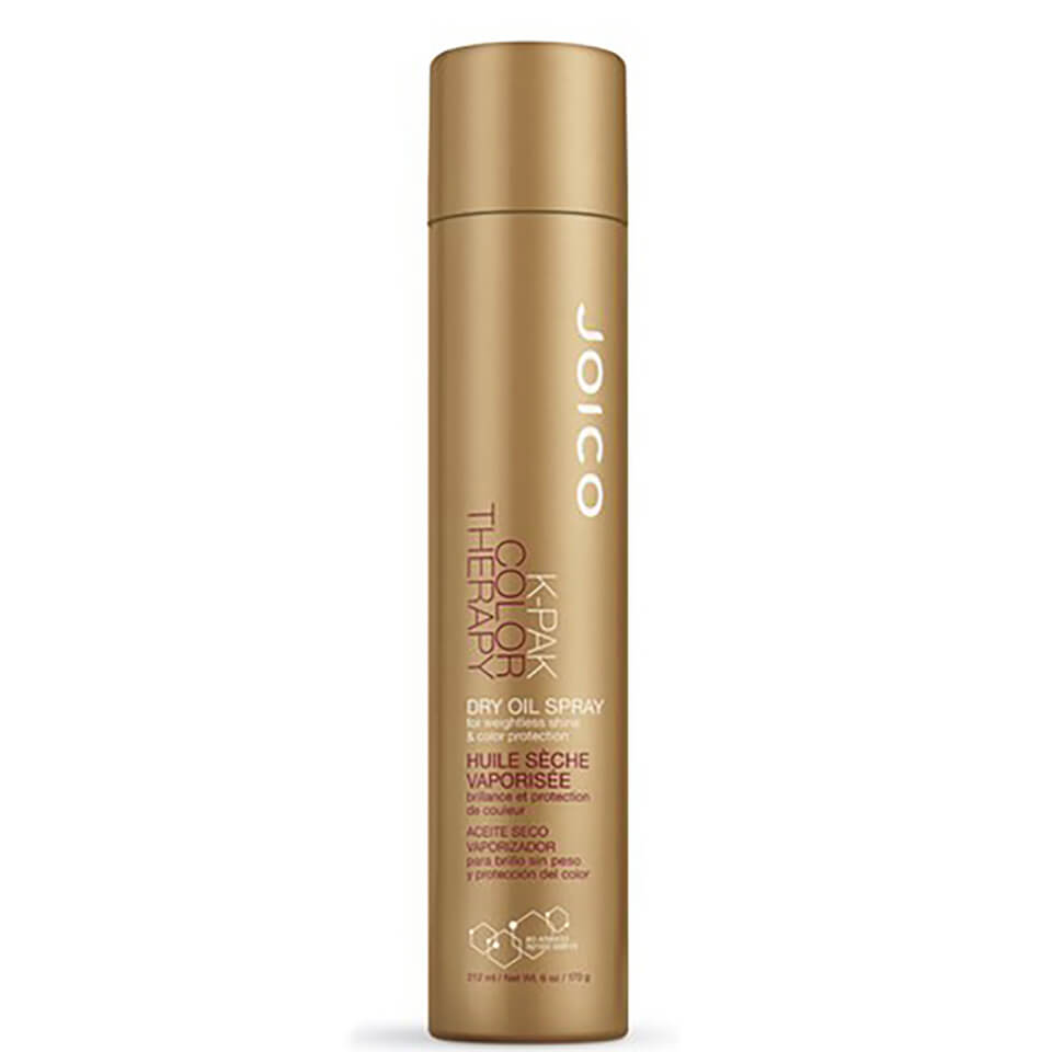 Joico K-Pak Color Therapy Trockenölspray (212ml)