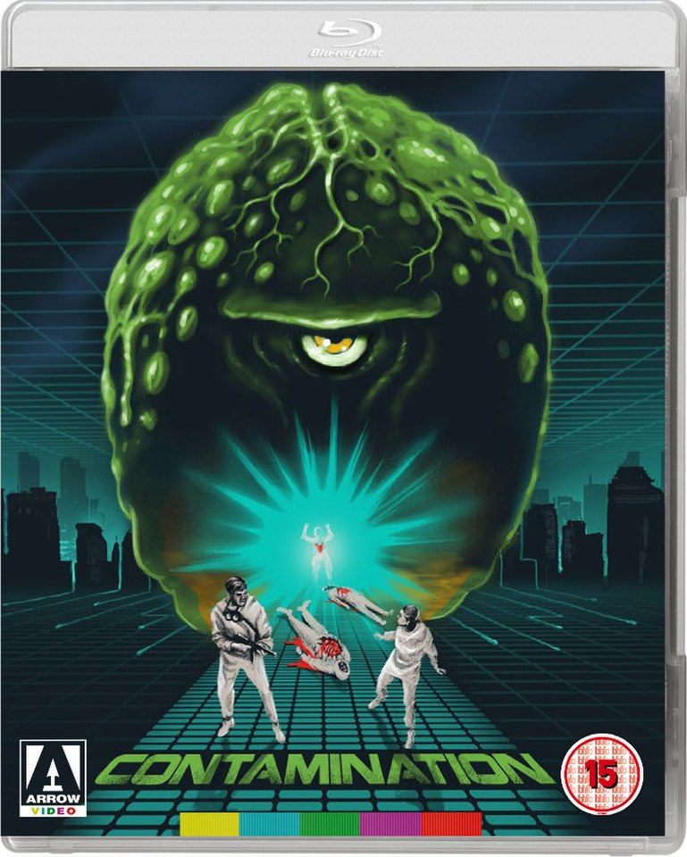 contamination-includes-dvd