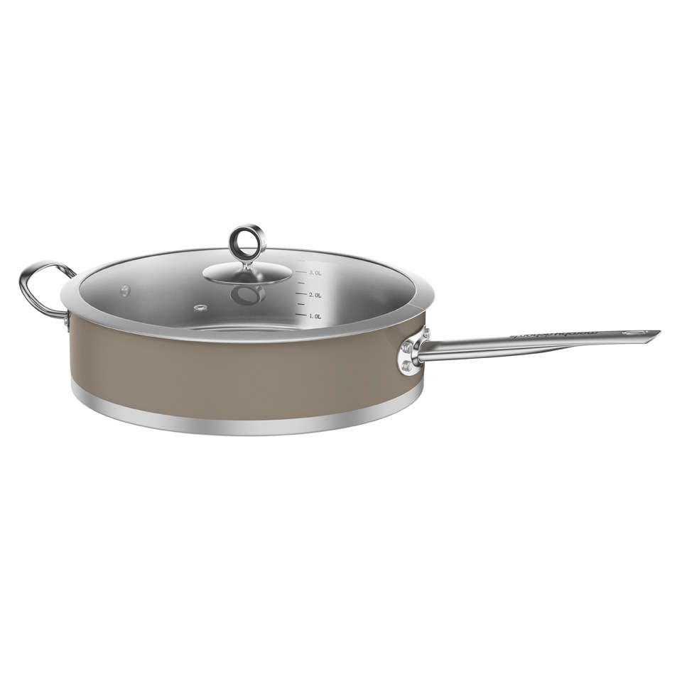 morphy-richards-973031-accents-saute-pan-with-glass-lid-barley-28cm