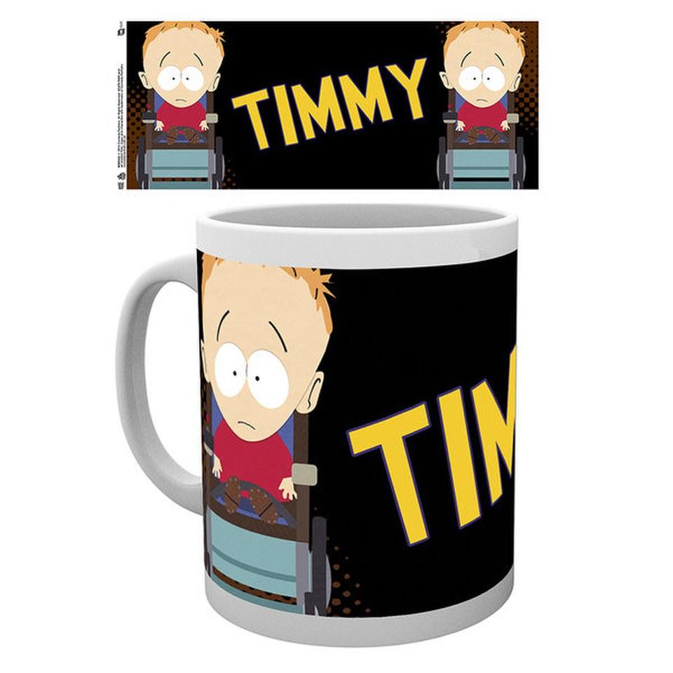 south-park-timmy-mug